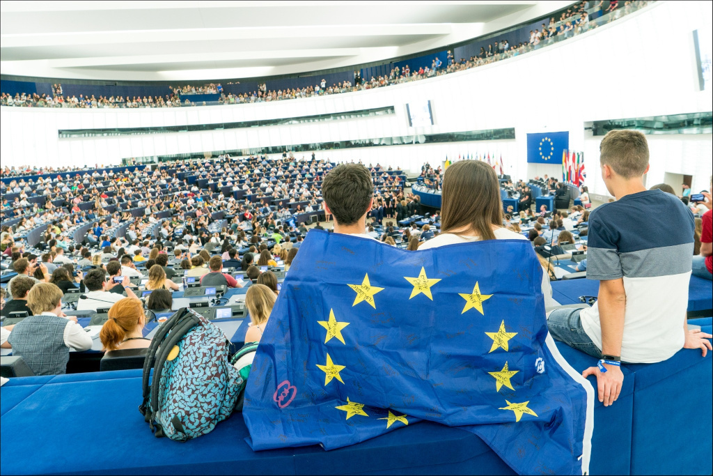 Al via la Conferenza sul futuro dell'Europa